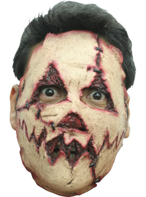 Serienkiller Zack Halbmaske Halloween