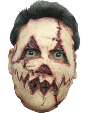 Halloweenská maska sériový vrah model 21