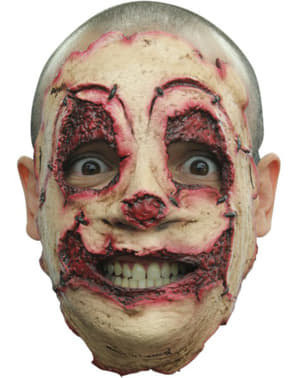 Хеллоуїнська маска серійних вбивць 22