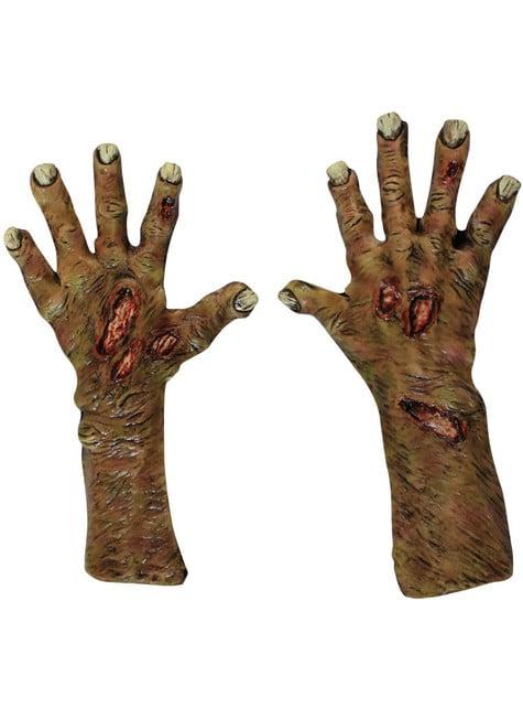 Rękawiczki długie Zombie