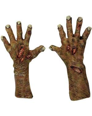 Rukavice zombie dlouhé