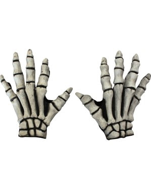 Halloween Skeleton Hands