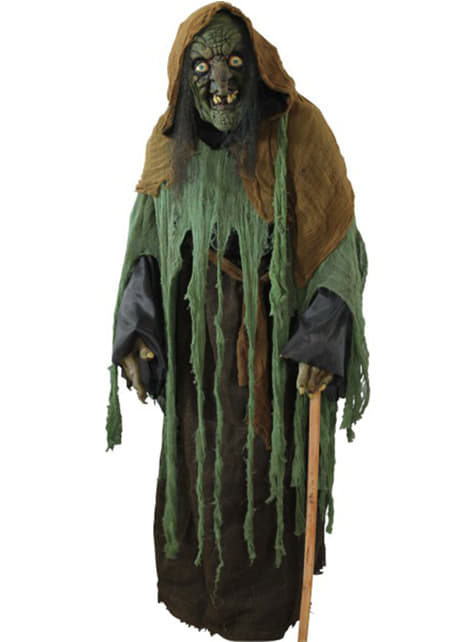 Deluxe Halloween Witch Adult Costume