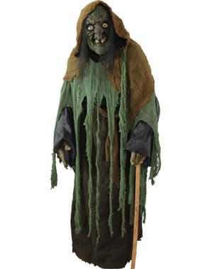 Halloweenský kostým pro dospělé čarodějnice deluxe