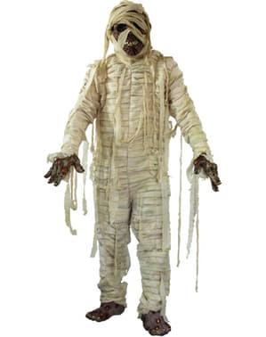 Fato de múmia cadáver