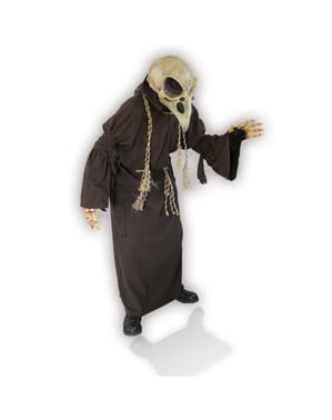 Brother Crow the Monk Adult Costume