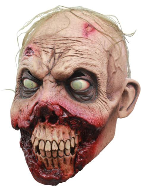 Máscara Smiley Zombie