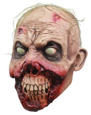 Smiley Zombie maske