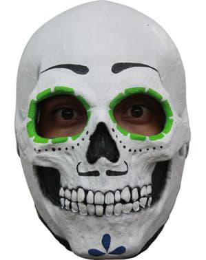 Máscara de Day Of The Dead: Catrin Green