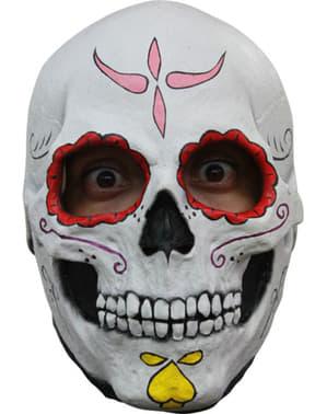 Máscara de Day Of The Dead: Catrin Red