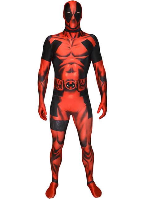 Deadpool Morphsuit למבוגרים תלבושות