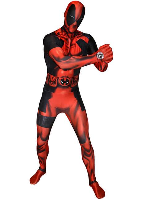 Déguisement Deadpool digital Morphsuit