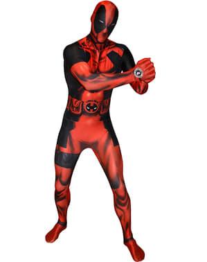 Deadpool דיגיטלי Morphsuit תלבושות