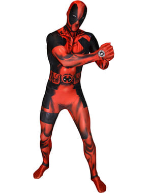 Déguisement Deadpool digital Morphsuit
