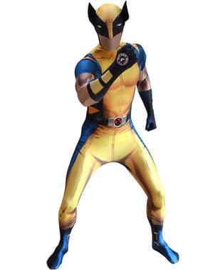 Maskeraddräkt Wolverine Morphsuit