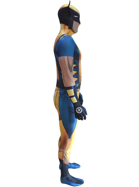 Wolverine Morphsuit Kostyme Voksen