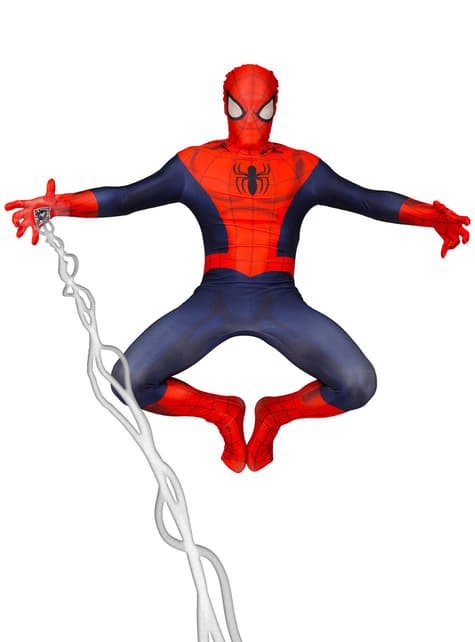 Disfraz de Spiderman Morphsuit - original