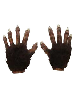 Mãos de lobisomem