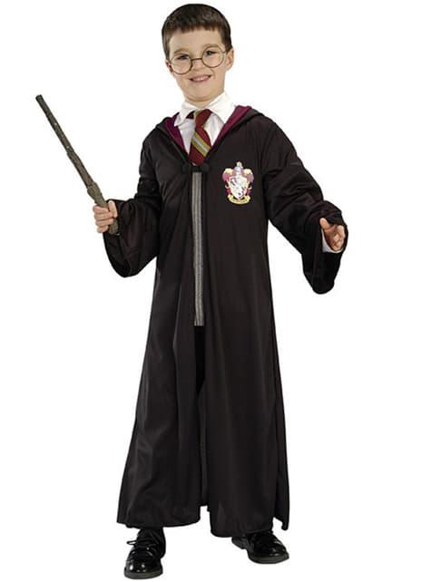 Disfraz de Harry Potter con varita