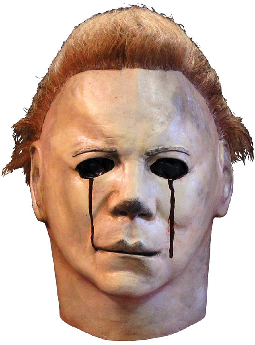 Tears of Blood Michael Myers Halloween II Mask. Express ...