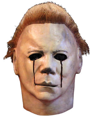 Tears of Blood Michael Myers Halloween II Mask
