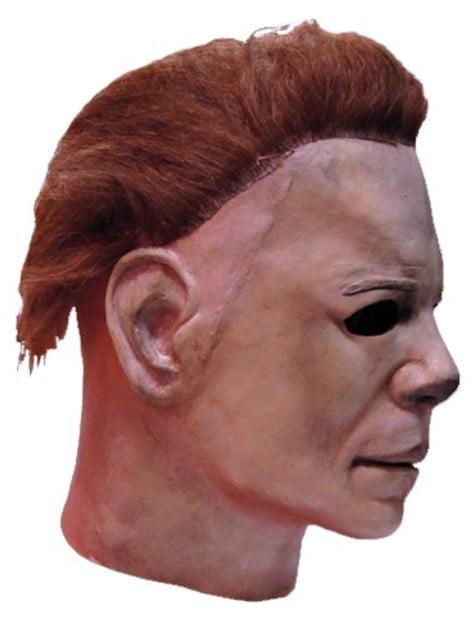 Máscara prestige Michael Myers Halloween II - para tu disfraz