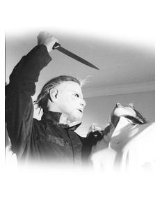 Cuchillo Elrod Michael Myers Halloween