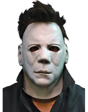 Billig Michael Myers maske - Halloween II