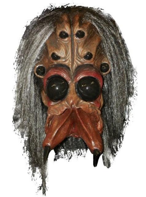 Maska arachnofobia Halloween