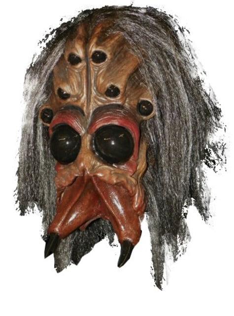 Arachnoid Halloween Mask