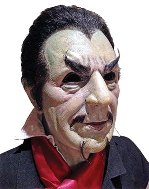 Zombie Béla Lugosi Dracula Maske