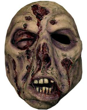 Halloweenská maska jednooký zombie