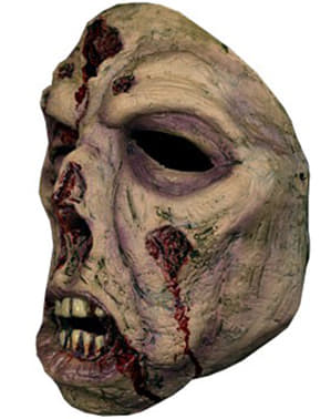 Maschera Zombie guercio Halloween