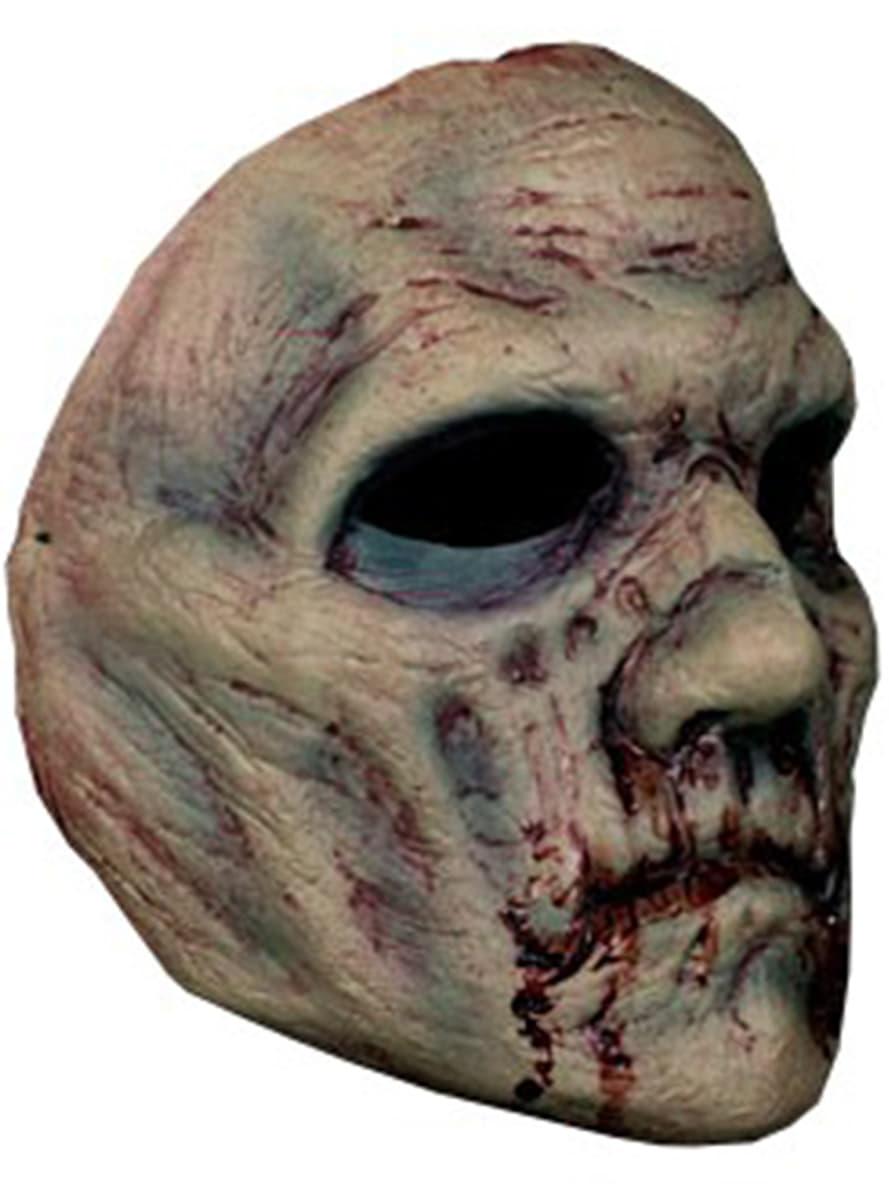 masque terrifiant de zombie halloween pour enfant pour. Black Bedroom Furniture Sets. Home Design Ideas