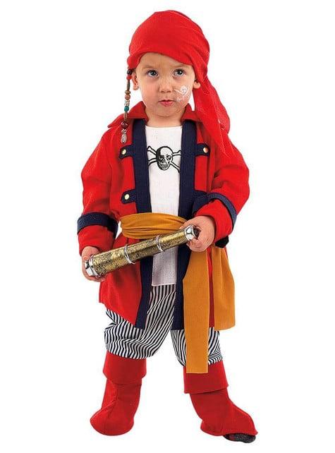 Kostium pirat korsarz dla dzieci