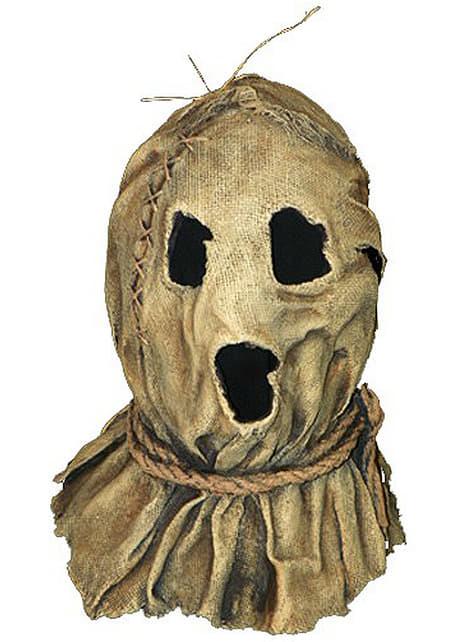 Madárijesztő maszk - Dark Night of the Scarecrow