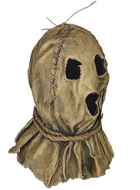 Vogelscheuchen Maske - Die Rache des Gelynchten