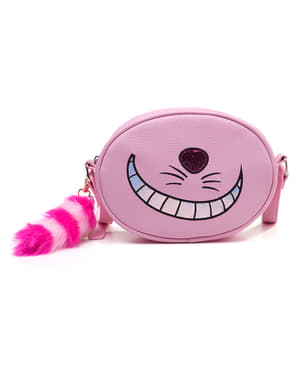 Cheshire Cat Smiles bag - Alice in Wonderland