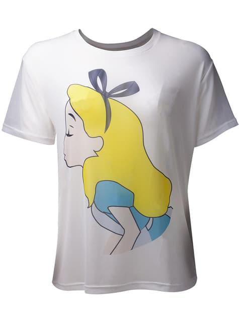 Alice in Wonderland T-Shirt voor vrouwen - Disney