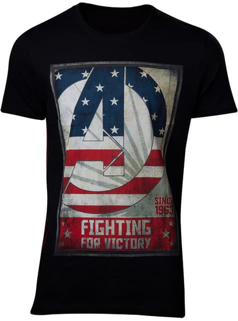 Camiseta de Los Vengadores para hombre