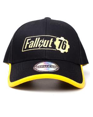 Kšiltovka logo Fallout