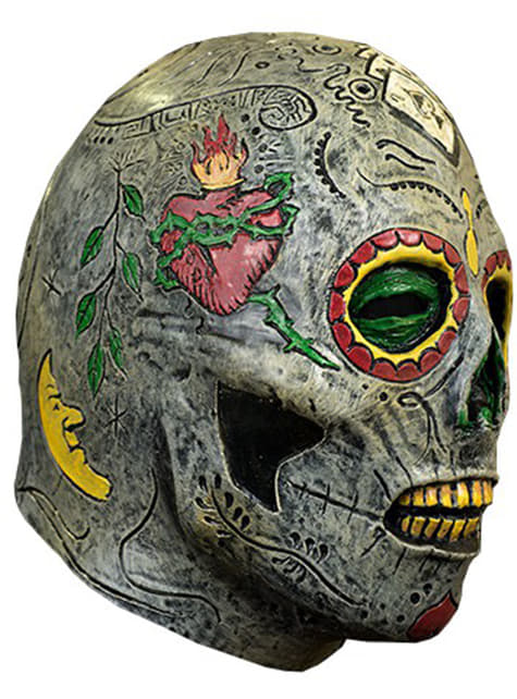 Mexican Death Mask