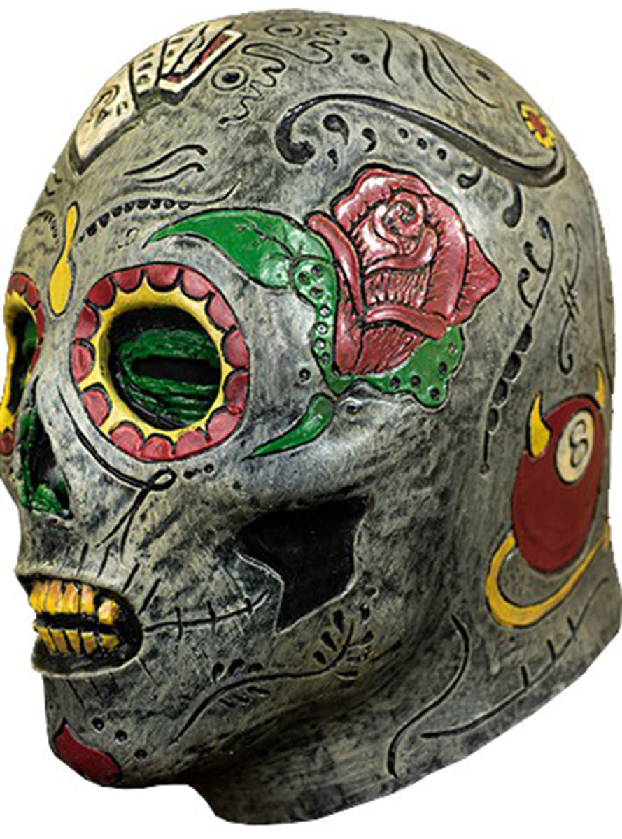 Mexican Death Mask Express Delivery Funidelia