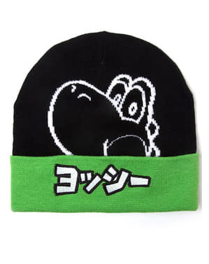 Yoshi beanie hue til drenge - Super Mario Bros