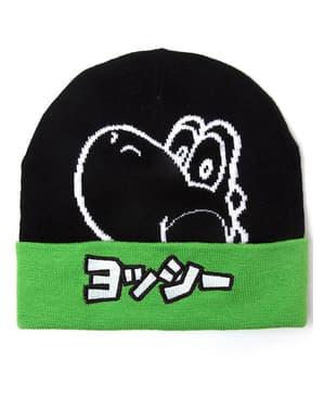 Yoshi Mütze für Jungen - Super Mario Bros