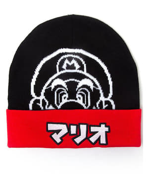 Super Mario Bros beanie hat for boys - Nintendo