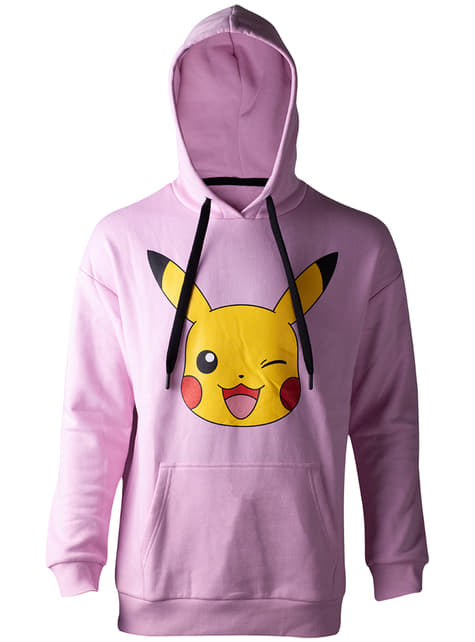 Pikachu hoodie for women - Pokemon