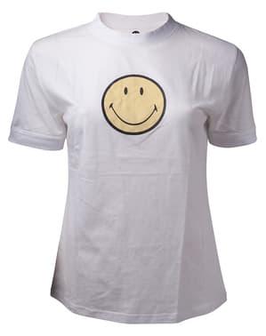 Smiley T-Shirt til kvinder