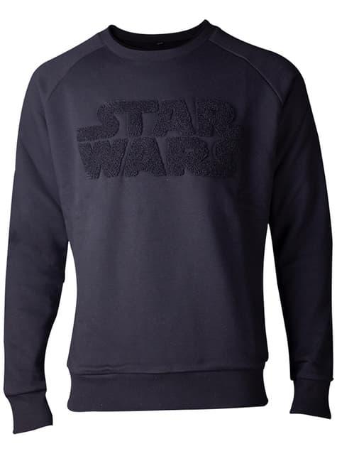 Sudadera de Star Wars con el logo para hombre - Star Wars