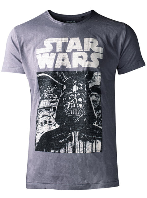 Camiseta Darth Vader para hombre - Star Wars
